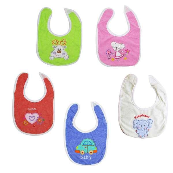 لیست قیمت 30 مدل پیشبند کودک و نوزاد باکیفیت در بازار + خرید