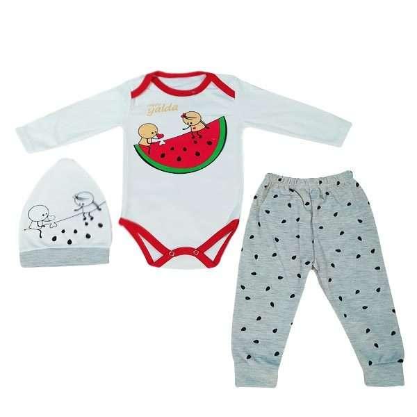 لیست قیمت 30 مدل لباس نوزادی دخترانه شیک و فانتزی + خرید