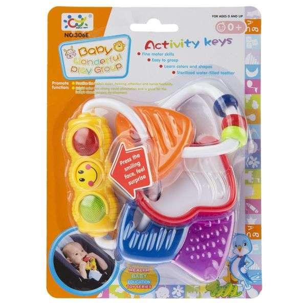 خرید اینترنتی 30 مدل دندان گیر نوزاد + قیمت