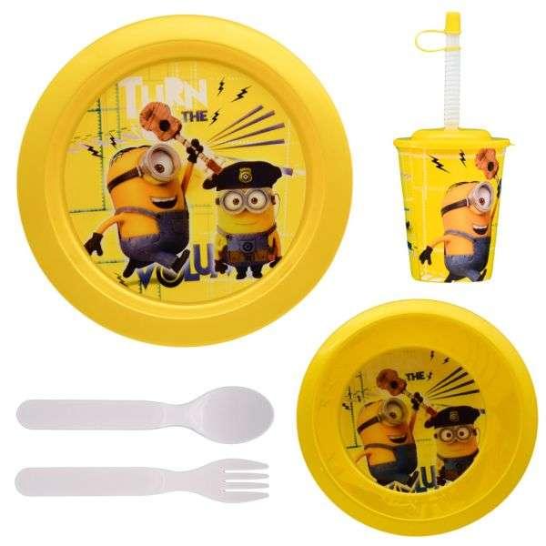 خرید 30 مدل سرویس غذا خوری کودک + قیمت ارزان