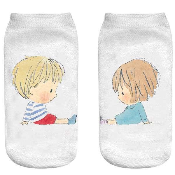 توجه به سلامت پای کودک با انتخاب صحیح جوراب بچگانه