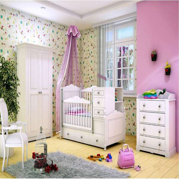تختخواب نوزاد چگونه باید باشد؟