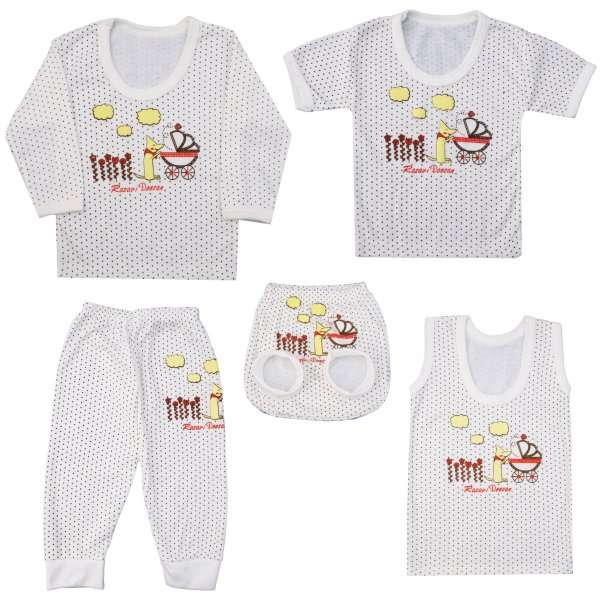نکاتی که باید در انتخاب لباس نوزاد رعایت کرد